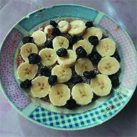 desayuno hipercalórico