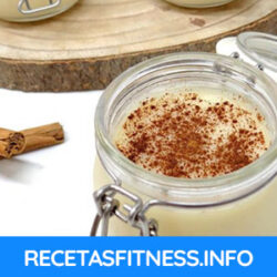 Natillas sin azúcar totalmente saludables y fitness