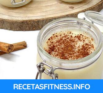 Natillas sin azúcar totalmente saludables y fitness